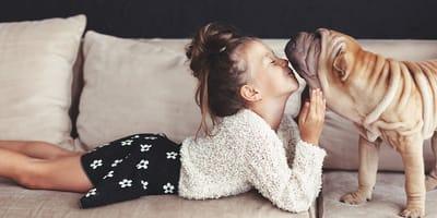 Czy Twój pies będzie miał kontakt z dziećmi?